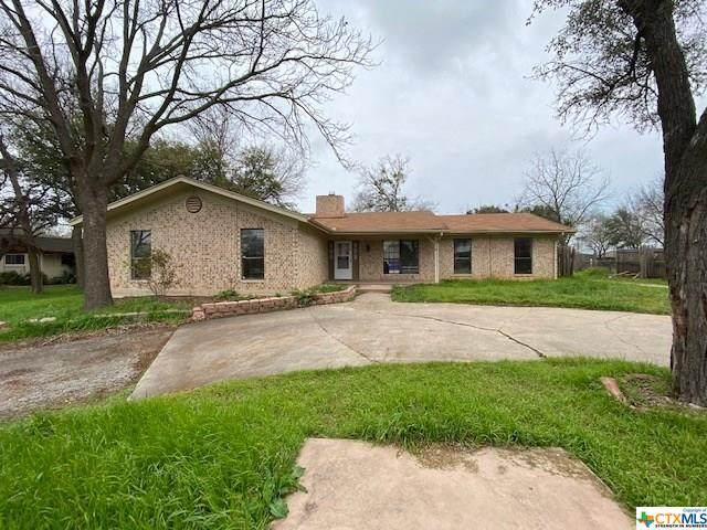 118 Wolf Road, Copperas Cove, TX 76522 (MLS #406906) :: RE/MAX Family