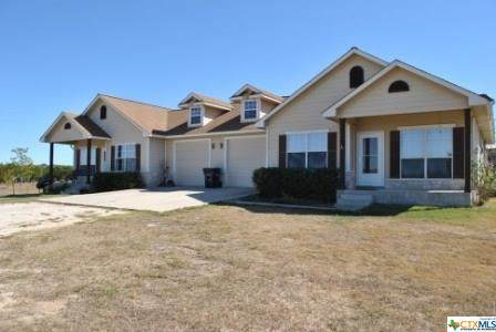 1640 County Road 228 A, Florence, TX 76527 (MLS #406951) :: RE/MAX Family