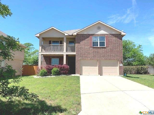 10425 Orion Drive, Temple, TX 76502 (MLS #411175) :: Brautigan Realty
