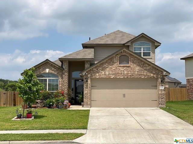 6701 Mustang Creek Road, Killeen, TX 76549 (MLS #411470) :: The i35 Group