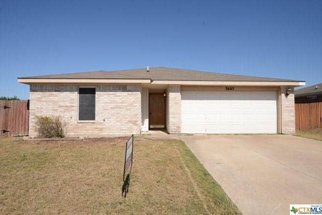 3607 Northcrest Drive, Killeen, TX 76543 (MLS #411839) :: Vista Real Estate