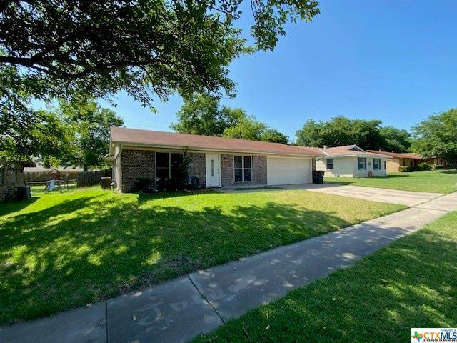 2205 Imperial, Killeen, TX 76541 (MLS #412193) :: The Real Estate Home Team