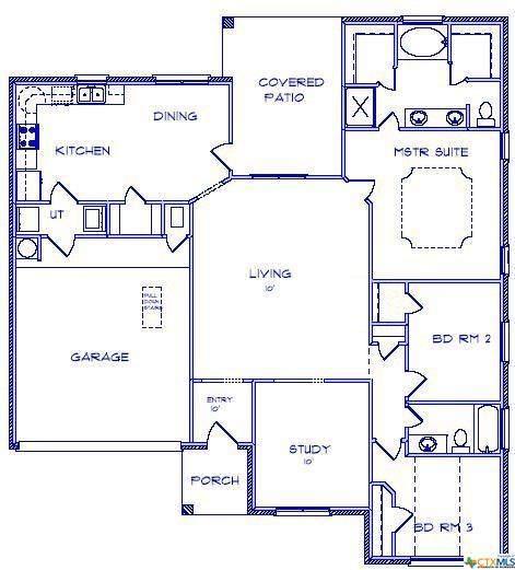 5306 Colina Drive, Killeen, TX 76549 (MLS #412275) :: RE/MAX Land & Homes