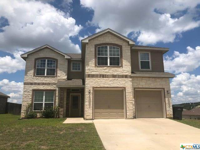 1518 Walker Place Boulevard, Copperas Cove, TX 76522 (MLS #412361) :: RE/MAX Family