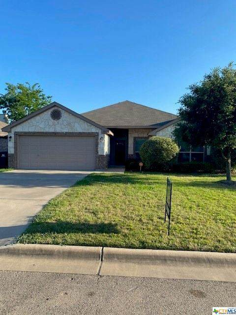 8517 Hansom Cab Drive, Temple, TX 76502 (#412449) :: First Texas Brokerage Company