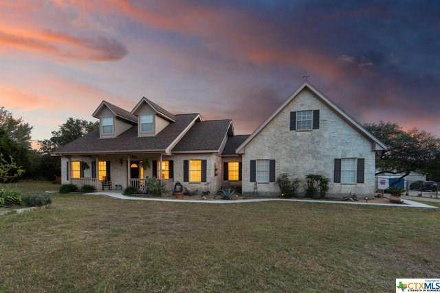 207 Young Ranch Road, Georgetown, TX 78633 (MLS #413056) :: Berkshire Hathaway HomeServices Don Johnson, REALTORS®