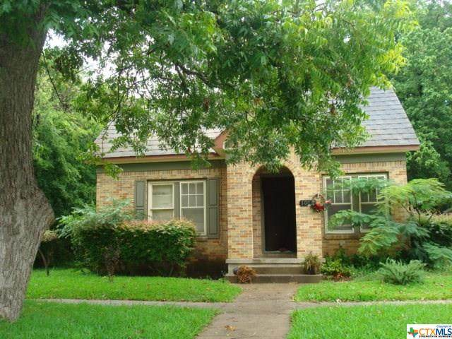 1010 N Main Street, Temple, TX 76501 (MLS #413779) :: Brautigan Realty