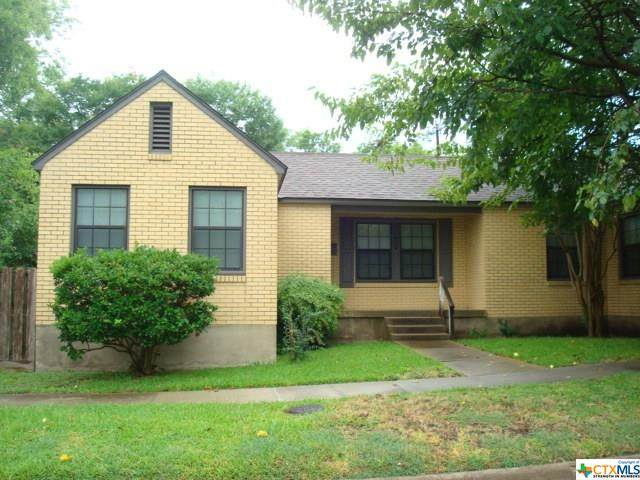 1020 N 3rd Street, Temple, TX 76501 (MLS #413817) :: Brautigan Realty