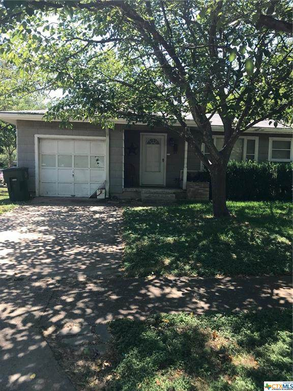 1805 S 49th Street, Temple, TX 76504 (MLS #413890) :: Kopecky Group at RE/MAX Land & Homes