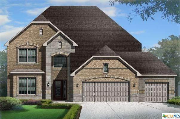 8406 Ridge Crest Drive, Killeen, TX 76542 (MLS #413984) :: Kopecky Group at RE/MAX Land & Homes