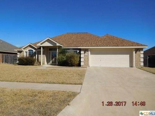 4906 Sapphire Drive, Killeen, TX 76542 (#414652) :: First Texas Brokerage Company