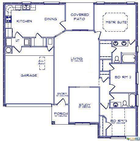 5302 Colina Drive, Killeen, TX 76549 (MLS #414696) :: Vista Real Estate