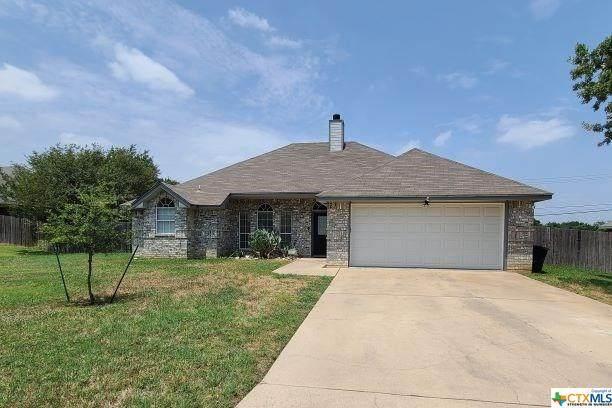 2004 Shadow Ridge Road, Harker Heights, TX 76548 (MLS #414888) :: Isbell Realtors