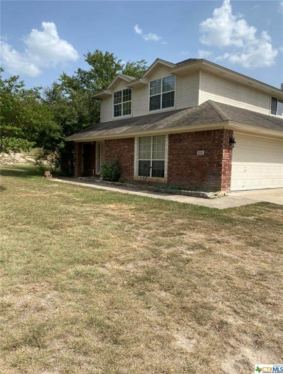 3045 Colorado Drive, Copperas Cove, TX 76522 (#414889) :: First Texas Brokerage Company
