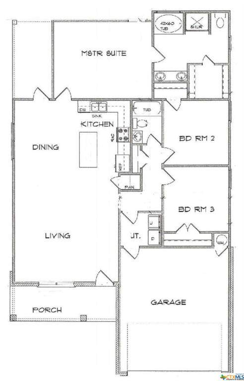 1622 Black Kettle Trail, Temple, TX 76502 (MLS #414944) :: Isbell Realtors