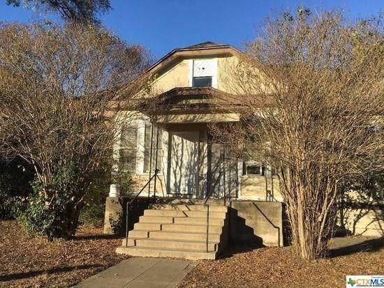 102-104 French, Temple, TX 76501 (MLS #415329) :: Berkshire Hathaway HomeServices Don Johnson, REALTORS®
