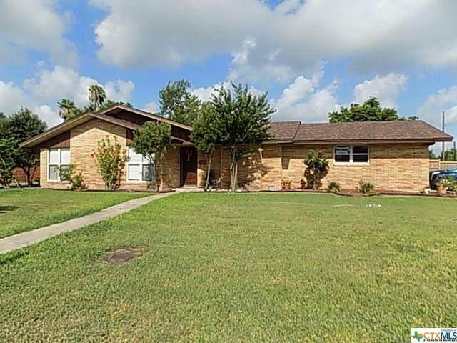 607 Kate Street, Refugio, TX 78377 (MLS #416446) :: Brautigan Realty