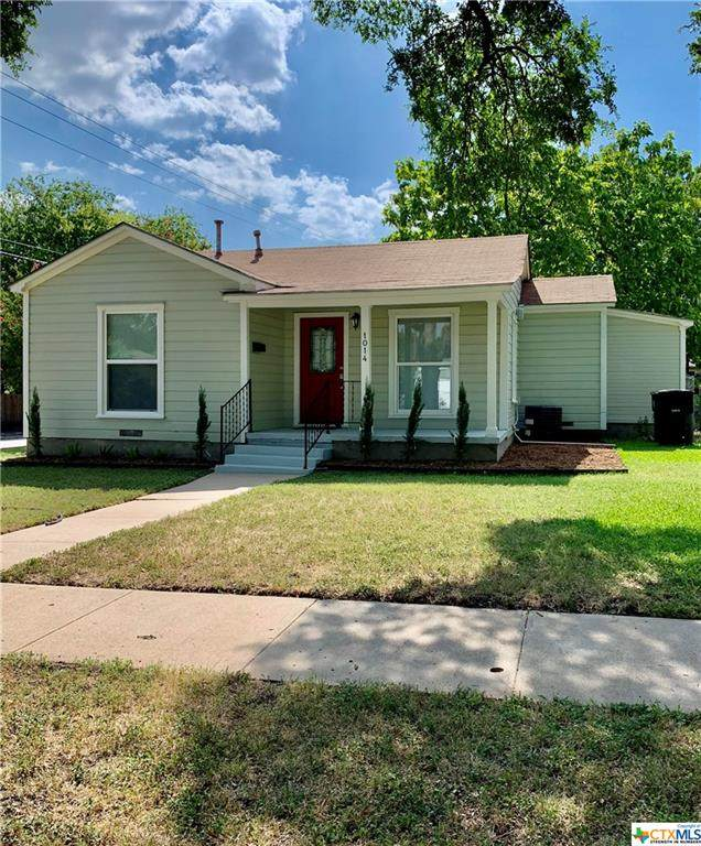 1014 S 43rd Street, Temple, TX 76504 (MLS #416524) :: Brautigan Realty