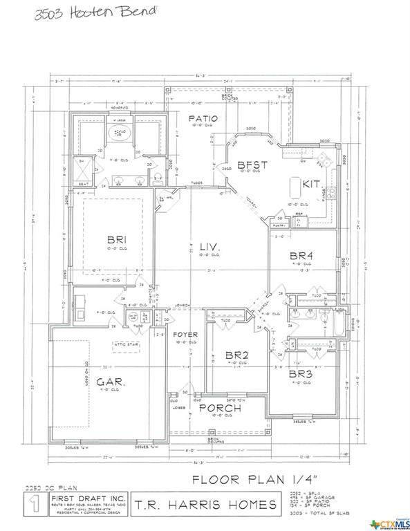 3503 Hooten Bend, Kempner, TX 76539 (MLS #416734) :: The Real Estate Home Team