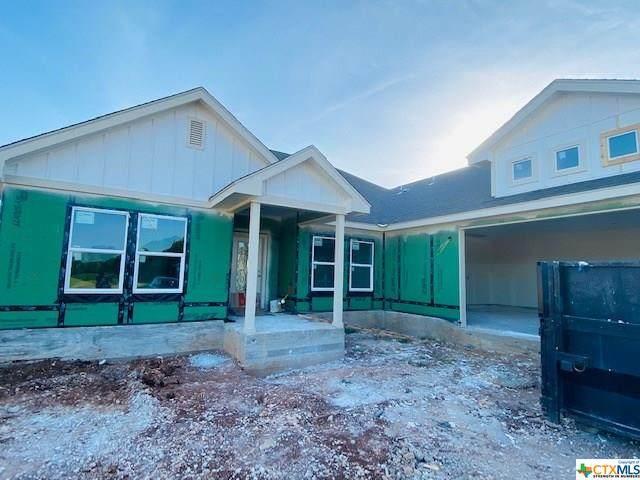 108 Hiram Cook, Blanco, TX 78606 (MLS #417091) :: The Real Estate Home Team