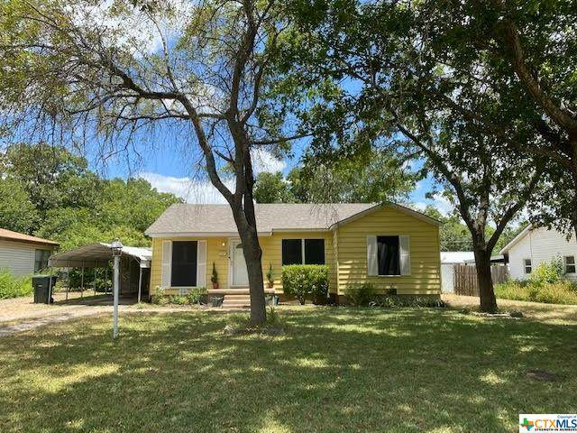 1809 S 35th Street, Temple, TX 76504 (MLS #417173) :: The Real Estate Home Team