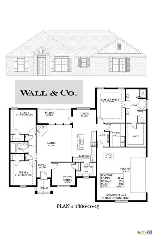 112 Metheglin Drive, Temple, TX 76502 (MLS #417760) :: Vista Real Estate