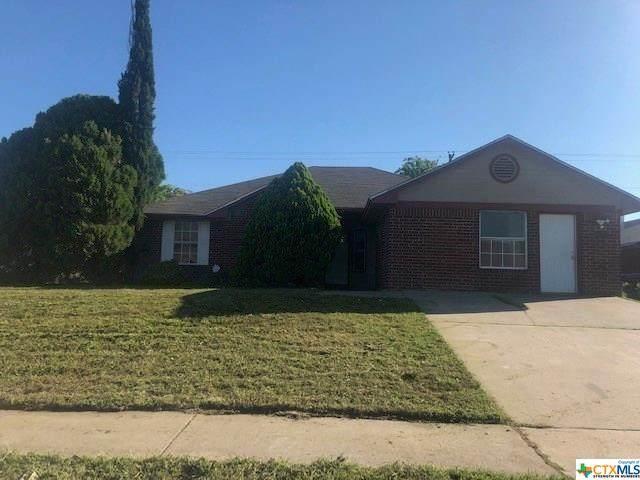 5201 Morning Glen Lane, Killeen, TX 76542 (MLS #418596) :: The Real Estate Home Team