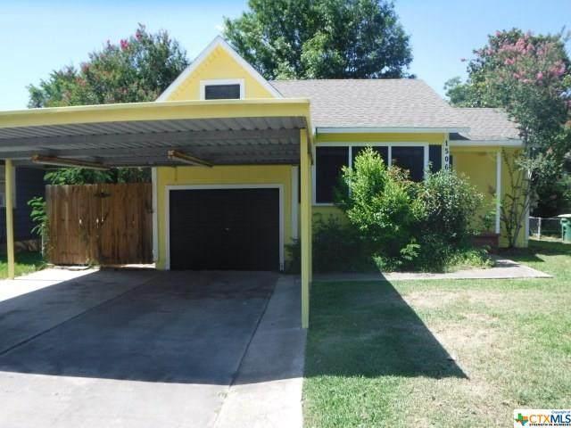 1506 E Anaqua Avenue, Victoria, TX 77901 (MLS #418766) :: Isbell Realtors