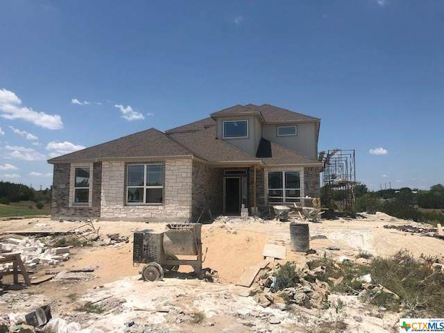 729 Northern Hills Road, Copperas Cove, TX 76522 (MLS #418862) :: The Real Estate Home Team