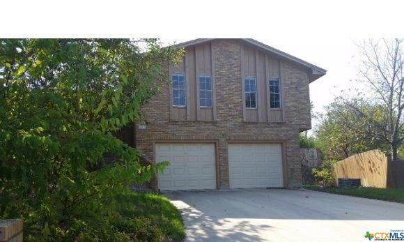 702 Davis Circle, Harker Heights, TX 76548 (MLS #419079) :: The Zaplac Group