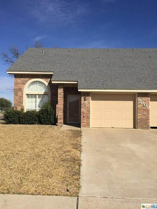5009 John David Drive A, Killeen, TX 76549 (MLS #419118) :: The Zaplac Group