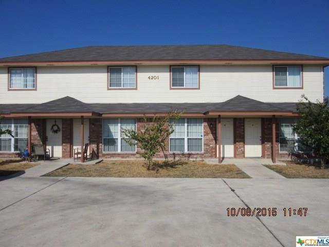 4201 Alan Kent Drive A, Killeen, TX 76549 (MLS #419121) :: The Zaplac Group