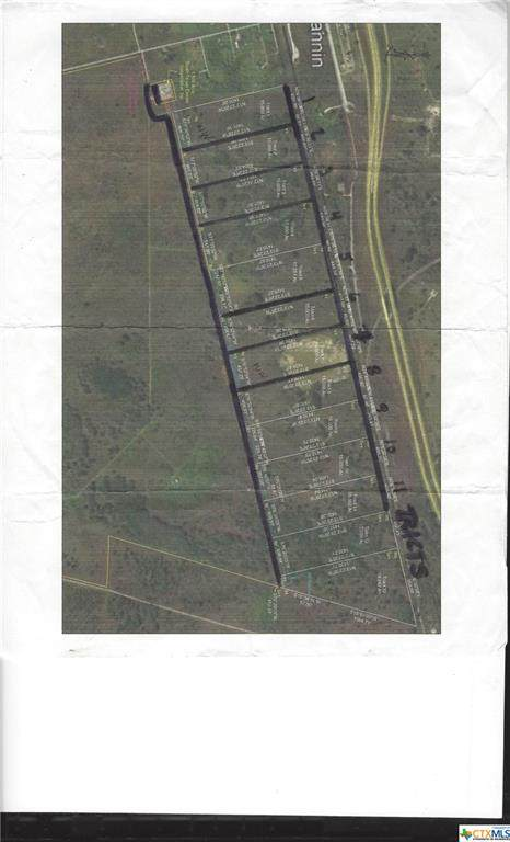 0 Fm 2506, Fannin, TX 77960 (MLS #419407) :: Vista Real Estate