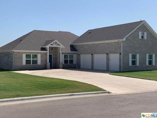 4214 Green Creek Drive, Salado, TX 76571 (MLS #419437) :: Brautigan Realty
