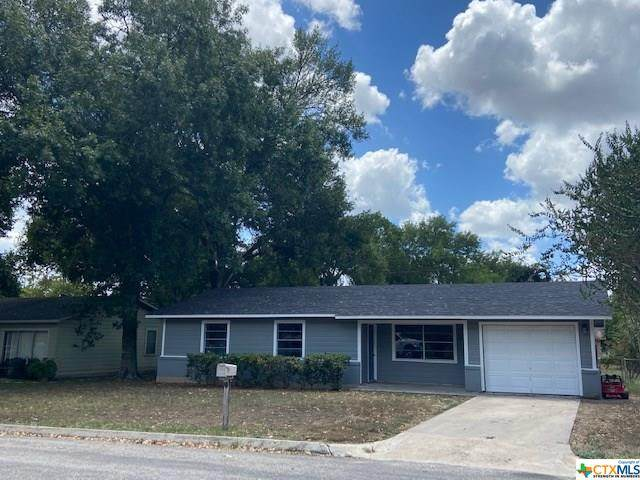 1204 Wilson Street, Luling, TX 78648 (MLS #419626) :: The Zaplac Group