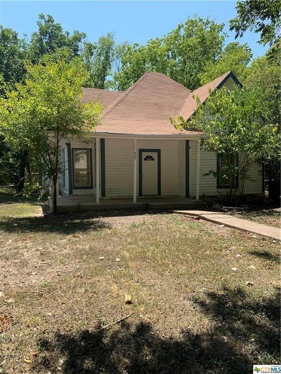 403 Pegram Street, Holland, TX 76534 (MLS #420606) :: Kopecky Group at RE/MAX Land & Homes