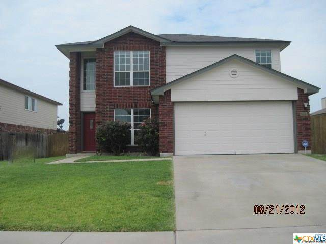 5303 Western Swing Court, Killeen, TX 76542 (MLS #420899) :: The Zaplac Group