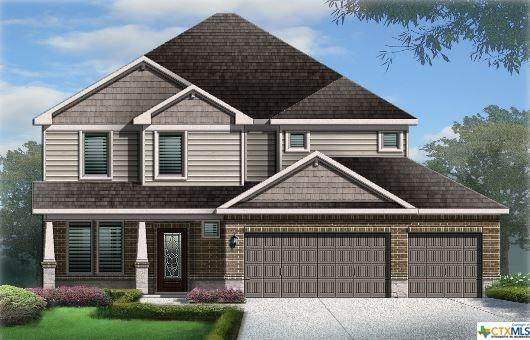 6311 Verde Drive, Killeen, TX 76549 (MLS #421613) :: The Real Estate Home Team