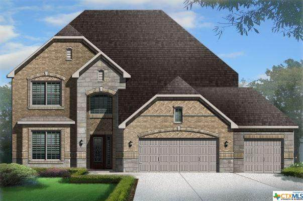 5001 Colina Drive, Killeen, TX 76549 (MLS #421720) :: The Real Estate Home Team