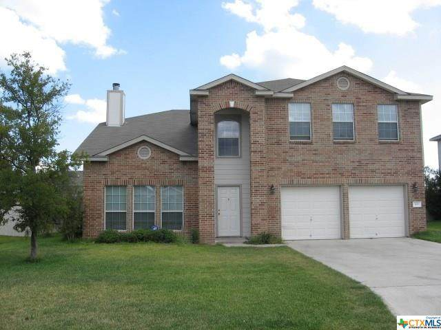 103 W Great Plains Trail, Harker Heights, TX 76548 (MLS #421998) :: Brautigan Realty