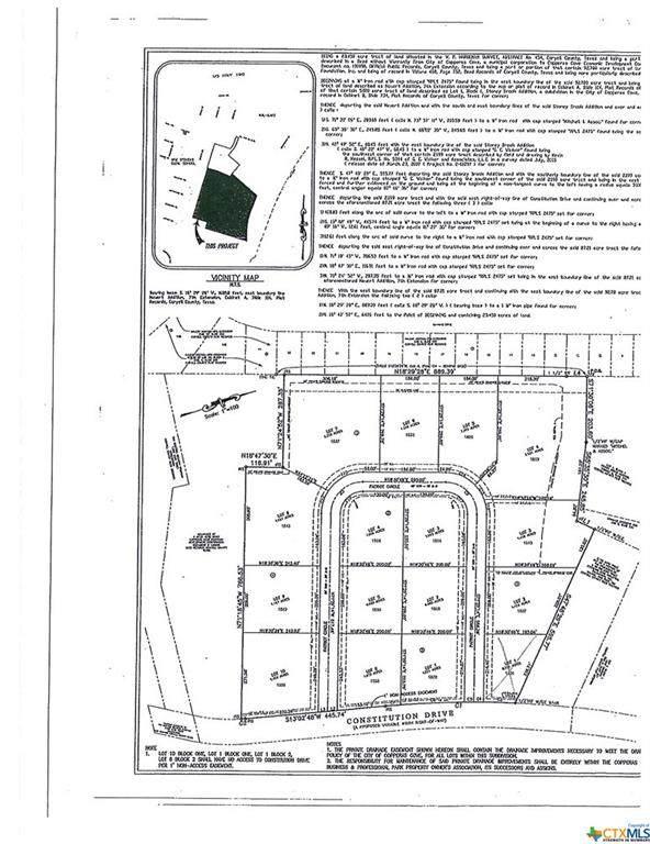 1837 Patriot Circle, Copperas Cove, TX 76522 (MLS #422035) :: The Real Estate Home Team