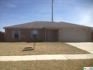 3205 Tom Lockett Drive, Killeen, TX 76549 (MLS #422574) :: RE/MAX Family