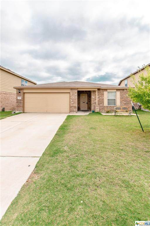 8809 Misty Pine Drive, Temple, TX 76502 (MLS #422828) :: Brautigan Realty