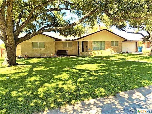 603 Kate Street, Refugio, TX 78377 (#423153) :: First Texas Brokerage Company
