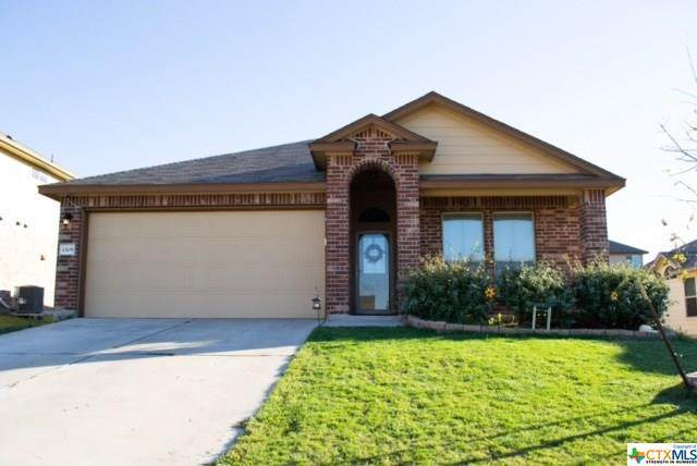 1505 Lubbock Drive, Copperas Cove, TX 76522 (MLS #423265) :: Kopecky Group at RE/MAX Land & Homes