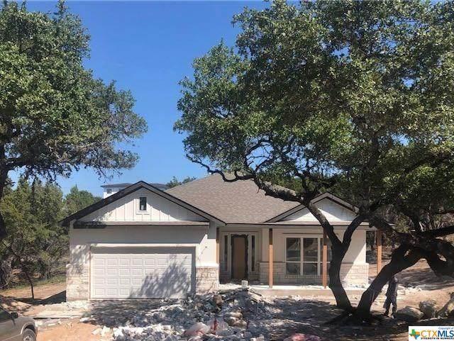 20810 Twisting Trail, Lago Vista, TX 78645 (MLS #423992) :: The Real Estate Home Team