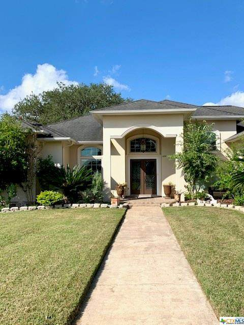 816 N Church, Goliad, TX 77963 (MLS #424398) :: The Zaplac Group