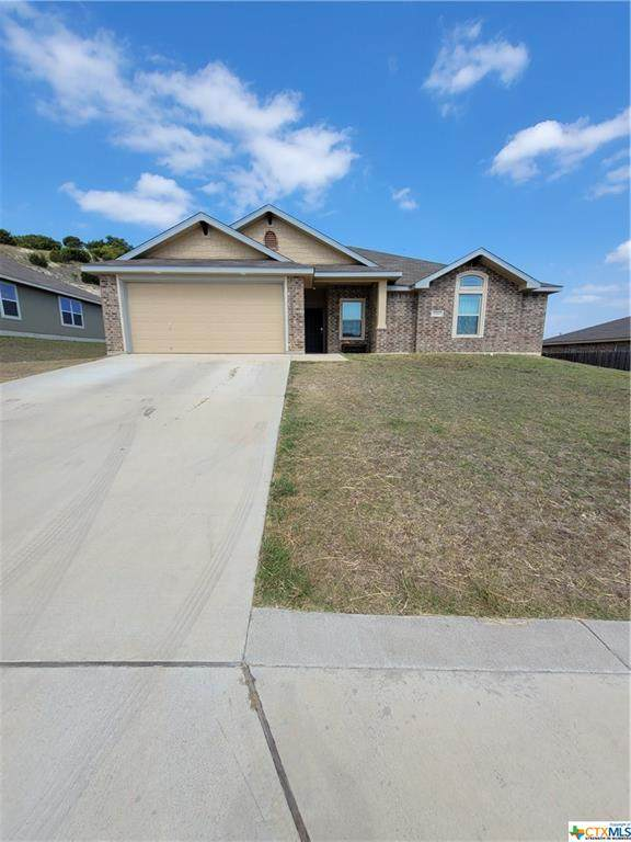 1608 Cline Drive, Copperas Cove, TX 76522 (MLS #424434) :: Brautigan Realty