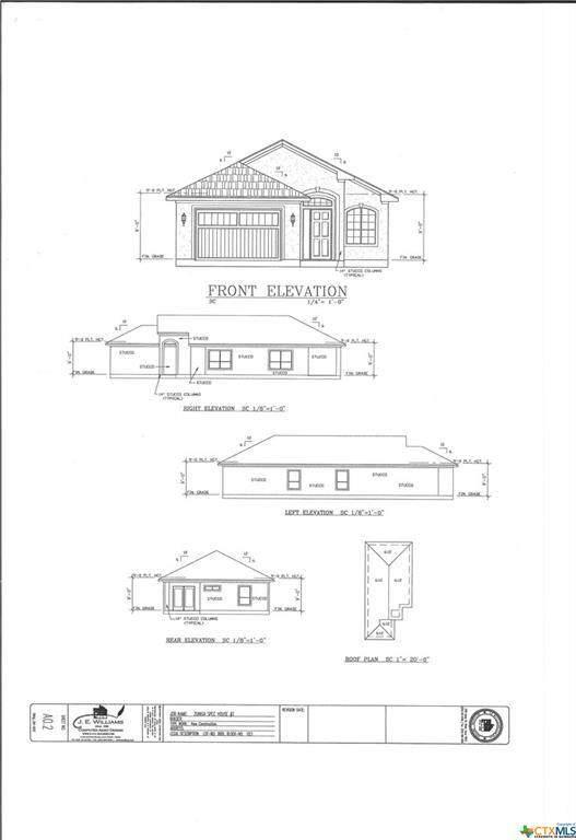 114 Avenue B, Moody, TX 76557 (MLS #424437) :: Brautigan Realty