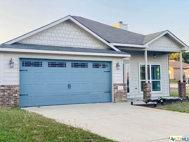 3201 Rampart Loop, Killeen, TX 76542 (MLS #424692) :: The Real Estate Home Team